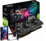 PLACA DE VIDEO ASUS RTX 2060 6GB GDDR6 ROG STRIX OC + 2 JUEGOS