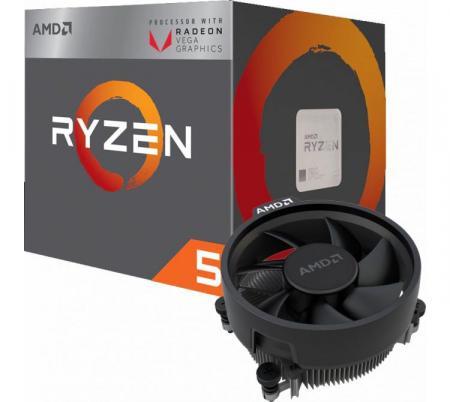 COMPRA GAMER | Procesador AMD RYZEN 5 2400G 3.9GHz + Radeon Vega ...