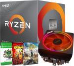 PROCESADOR AMD RYZEN 7 3700X 4.4 GHZ AM4 WRAITH PRISM RGB LED COOLER + 1 JUEGO + XBOX GAME PASS