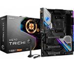 MOTHER ASROCK X570 TAICHI AM4 PCIE GEN4 DUAL HYPER M.2 RGB